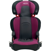 Graco TakeAlong Highback TurboBooster Car Seat