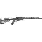 Ruger Precision Rimfire 22 LR 18 in. Barrel 10 Rns 2 Mag Rifle Black