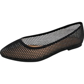 Bamboo Goodness Mesh Ballet Flat Shoes