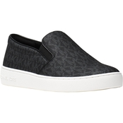 Michael Kors Keaton Canvas Slip On Shoes