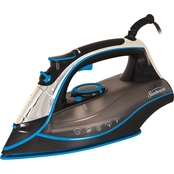 Sunbeam AERO Ceramic Soleplate Iron with Dimpling and Channeling Technology