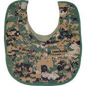 Trooper Clothing Infants Marpat Marine Uniform Bib