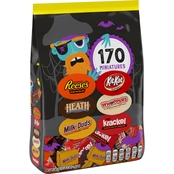 Hershey's All Time Greats Assorted Chocolate Candy 170 pc.