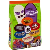 Halloween All Time Greats Miniatures Assortment 160 pc.