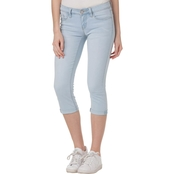 YMI Jeans Juniors Luxe Cuffed Flood Jeans