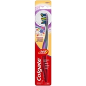 Colgate 360 Advanced 4 Zone Soft Toothbrush
