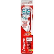 Colgate 360 Advanced Optic White Toothbrush, 2 pk.