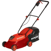 Sun Joe MJ401C-XR Cordless Lawn Mower with Brushless Motor
