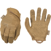 Mechanix Wear Specialty Vent Coyote Vented Shooting Gloves
