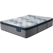 Serta iComfort Hybrid Blue Fusion 300 Plush Pillow Top Mattress