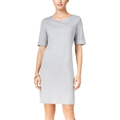 Karen Scott Petite T-Shirt Dress