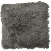 Chesapeake 18 x 18 in. Faux Fur Pillow
