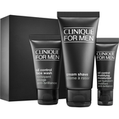 Clinique For Men Daily Oil Control Starter Kit