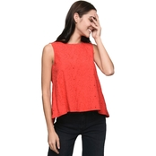 Armani Exchange Hi Lo Blouse