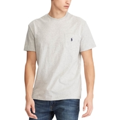 Polo Ralph Lauren Classic Fit Cotton Tee with Pocket
