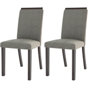 CorLiving Bistro Dining Chairs 2 pk.