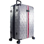 Tommy Hilfiger Starlight Expandable Hardside Spinner