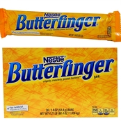 Nestle Butterfinger Candy Bars, 36 ct.