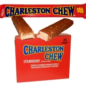 Tootsie Roll Strawberry Charleston Chew, 24 ct.
