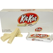 Hershey's Kit Kat White Candy Bars, 24 ct.