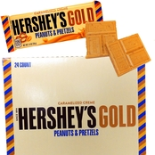 Hershey's Gold Candy Bars, 24 ct.