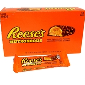 Hershey's Reese's Nutrageous Candy bars, 18 ct.