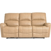 Bassett Club Level Avon Power Reclining Sofa