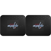 Fan Mats NHL 2 Pc. Utility Mat Set
