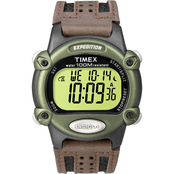 Timex Men's Expedition Digital Outdoor Performance Chronograph Green 48042