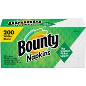 Bounty Quilted Napkins 200 Ct.