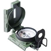 Cammenga GI Phosphorescent Lensatic Compass with OD Pouch