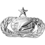Air Force Senior Administration Occupation Badge, Pin-On