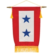 Sayre Service Flag, 2 Blue Star