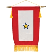 Sayre Service Flag, 1 Gold Star