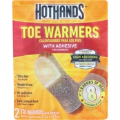 Brigade QM HotHands ToastiToes Toe Warmers