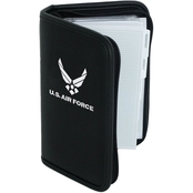 Mercury Luggage Air Force Embroidered Small Day Planner