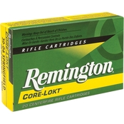 Remington Core Lokt .30-06 165 Gr. Pointed Soft Point, 20 Rounds