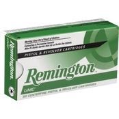 Remington UMC 9mm 115 Gr. Metal Case, 50 Rounds