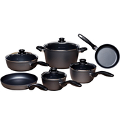 Swiss Diamond Classic Nonstick 10 Pc. Ultimate Kitchen Cookware Set