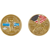 Challenge Coin Fort Benning Coin