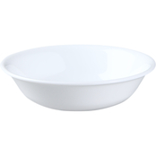 Corelle Livingware 10 oz. Winter Frost White Dessert Bowl