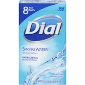 Dial Spring Water Bar Soap 8 Pk.