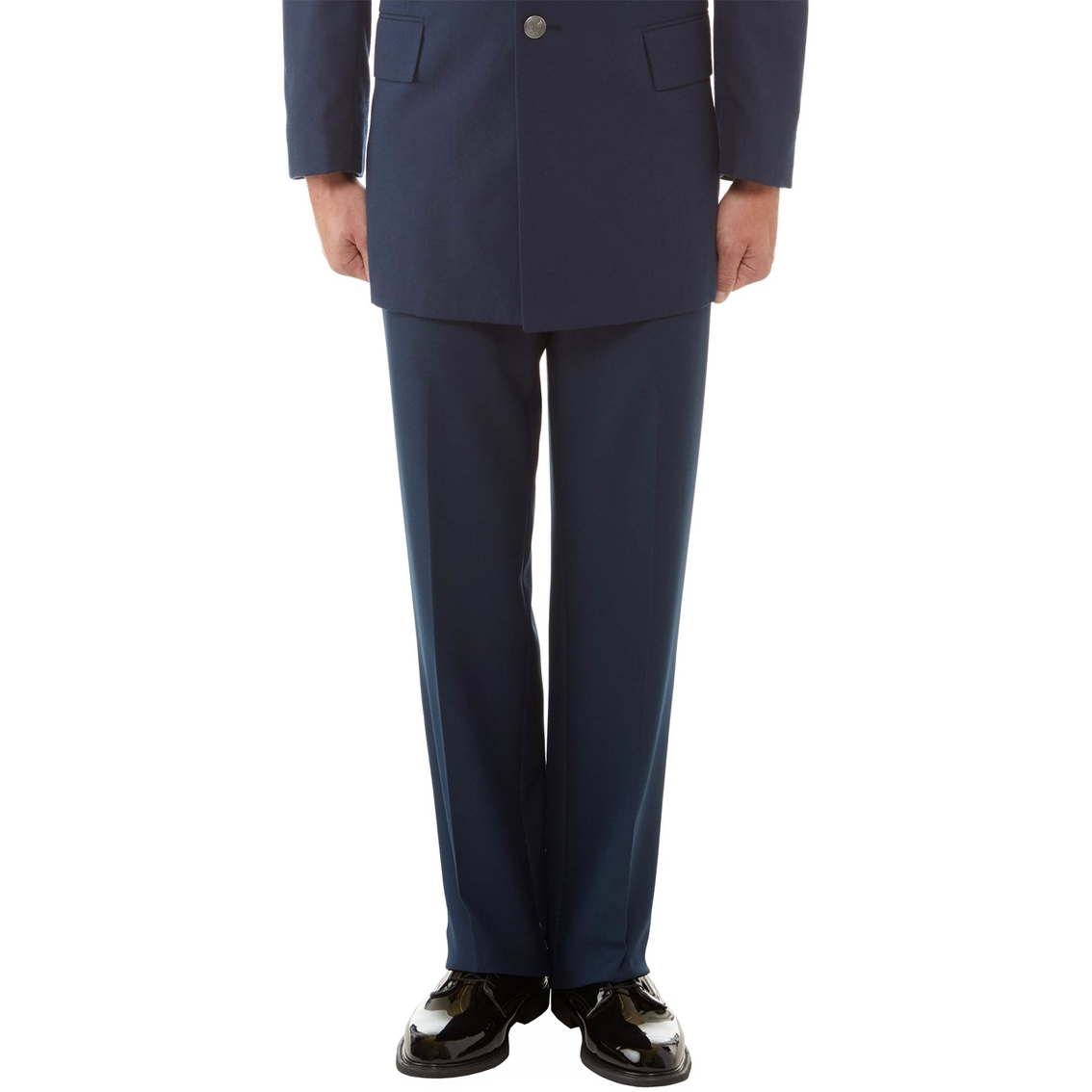 Dress blue trousers