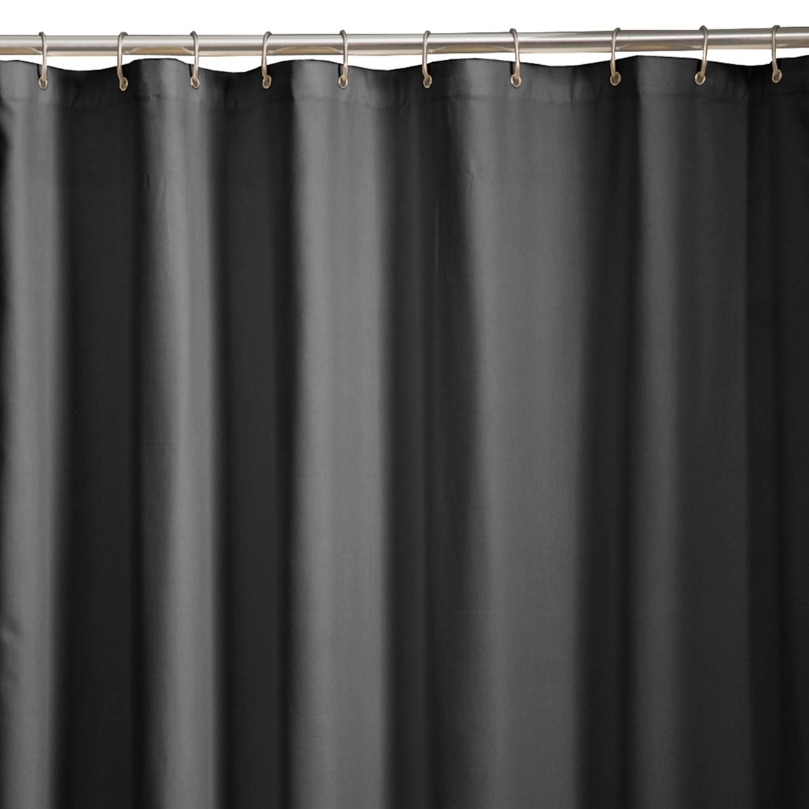 Maytex Polyester Fabric Shower Curtain Liner