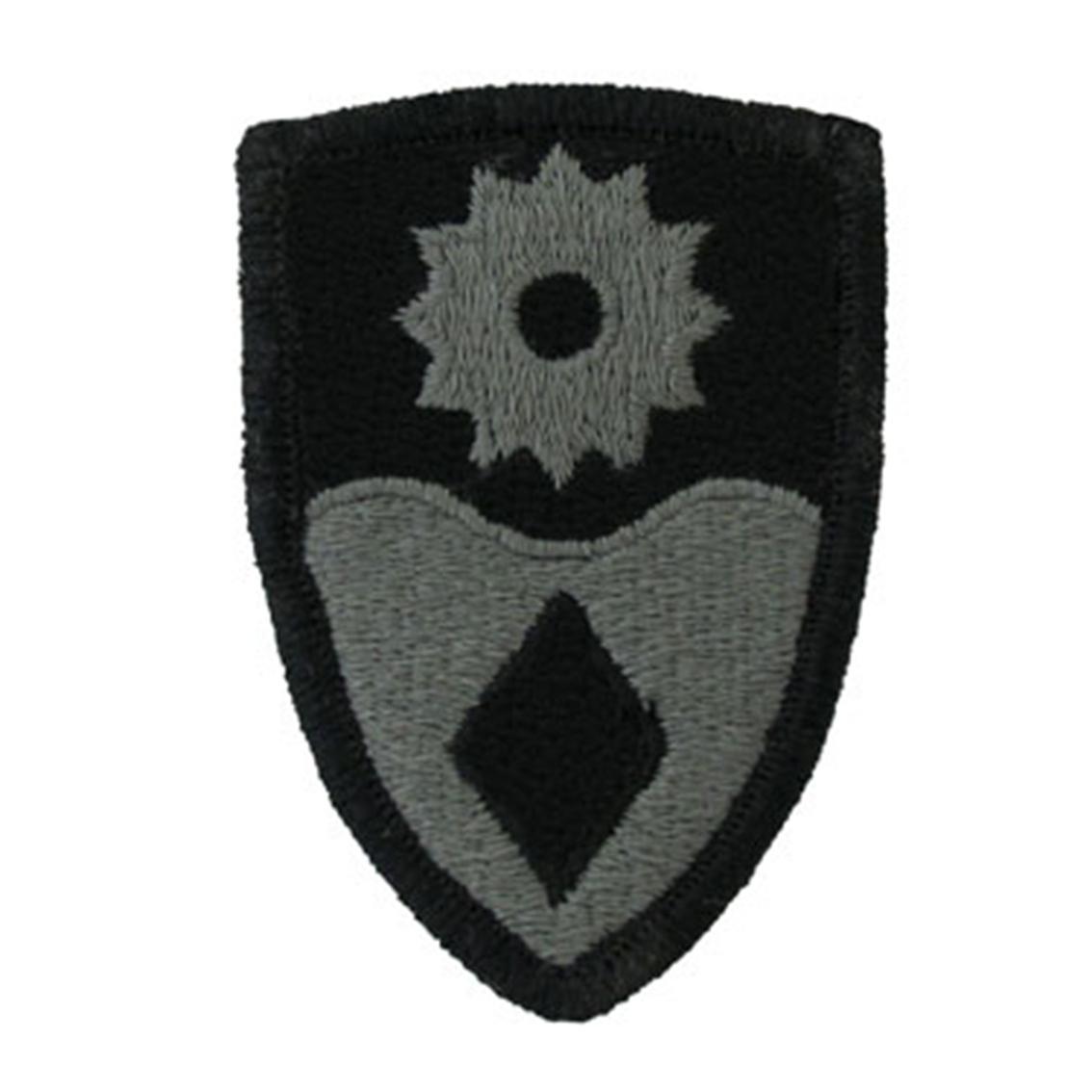 49th MP Military Police Brigade ACU Patch ACU Army