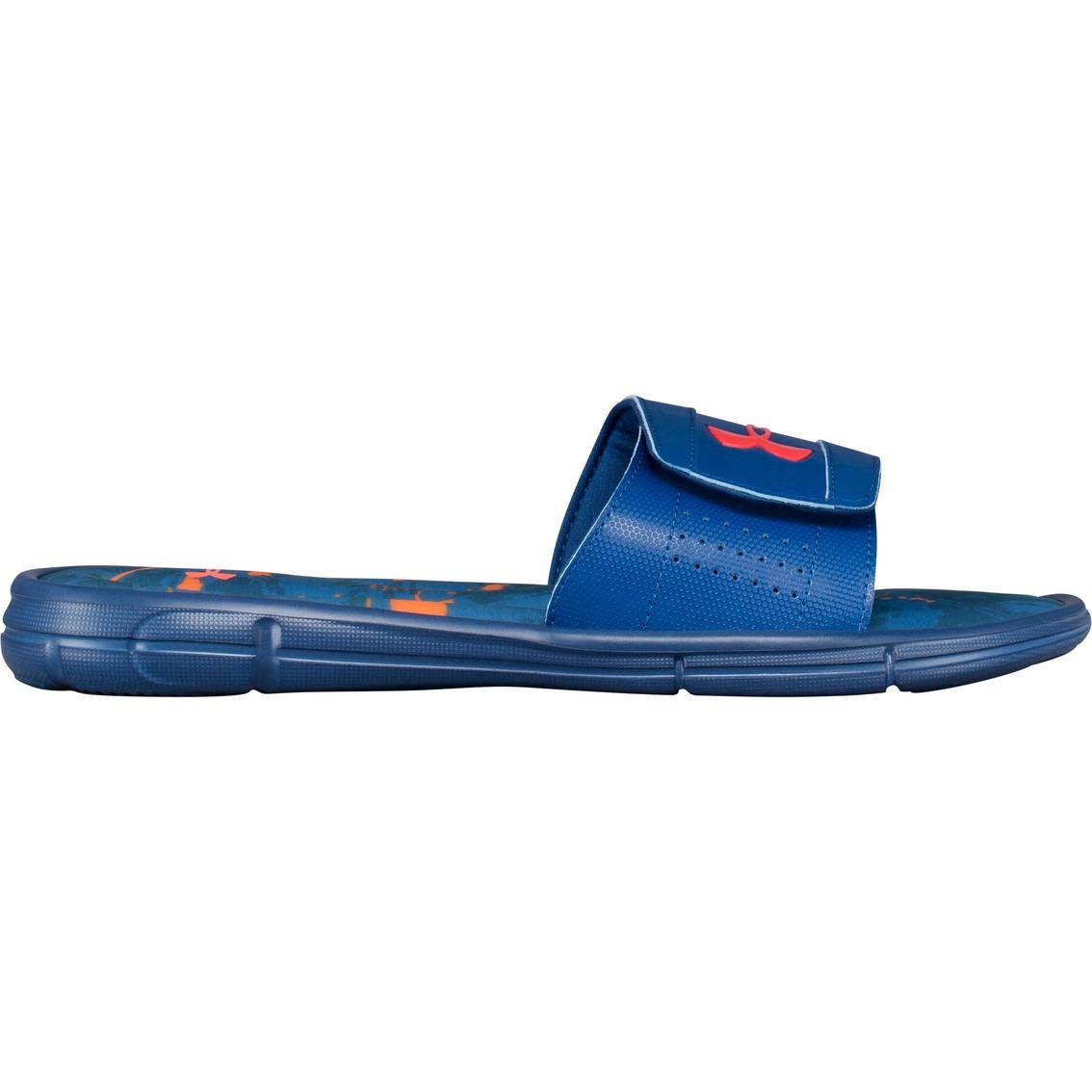 07365893c371 Under Armour Men's Ignite Breaker V Slide Sandals | Sandals & Flip ...