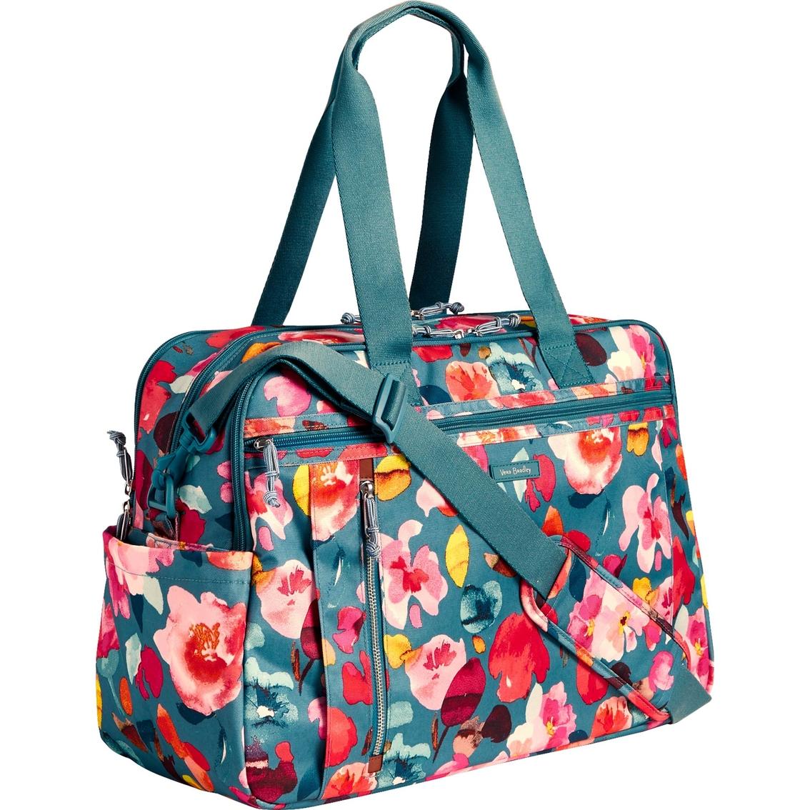 Vera Bradley Lighten Up Weekender Travel Bag bcaa68e60a234