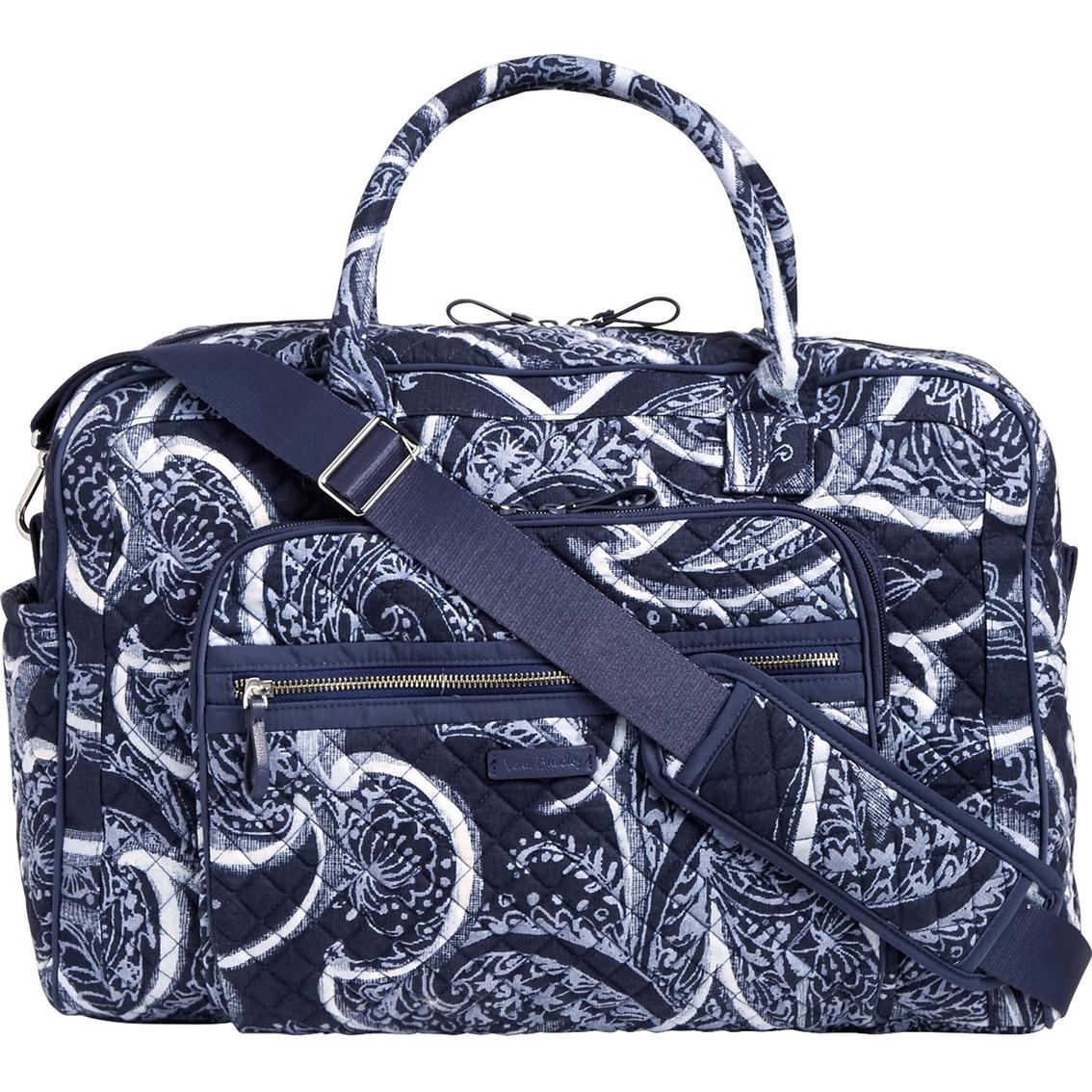 Vera Bradley Iconic Weekender Travel Bag Indio Luggage