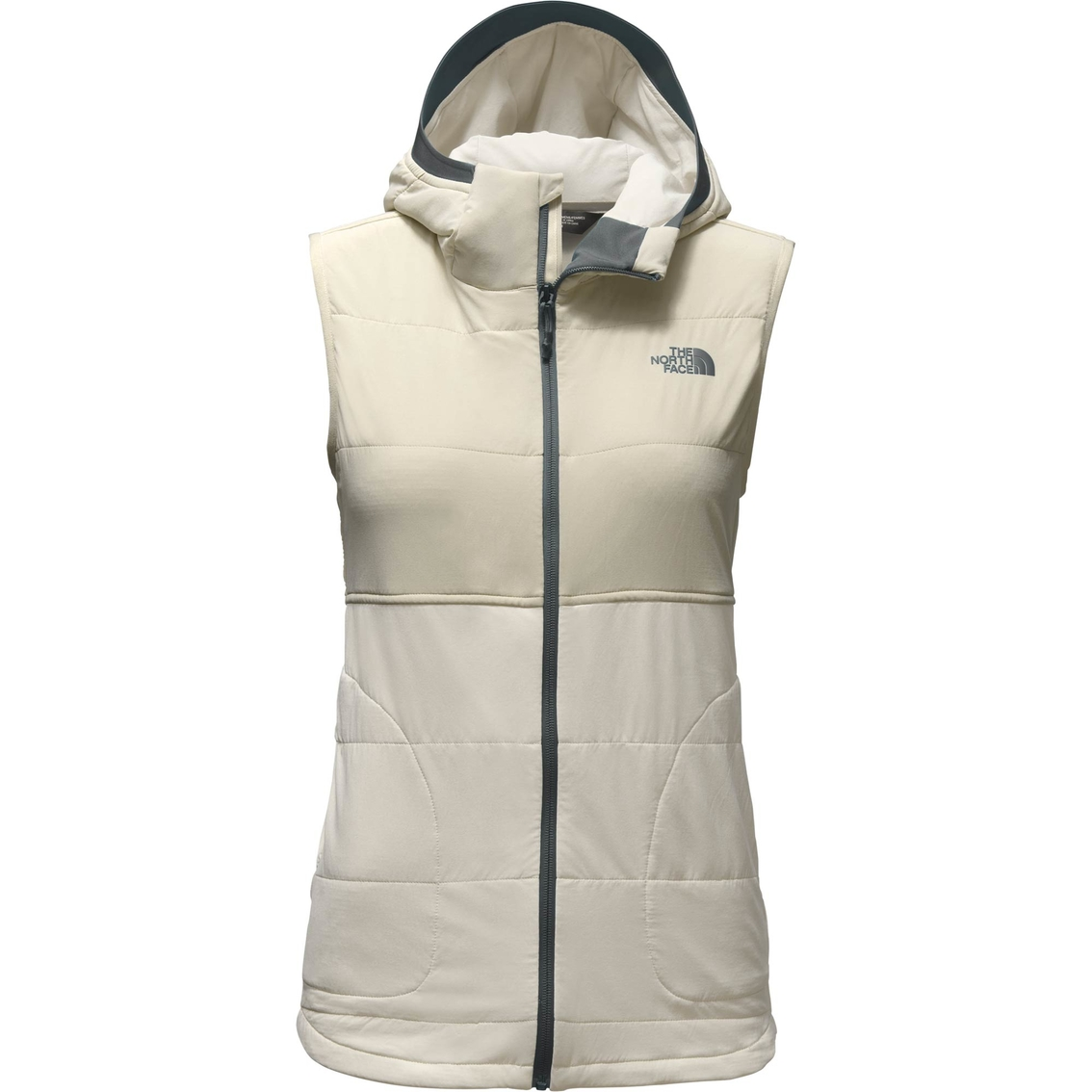 582cab140299 ... reduced the north face mountain sweatshirt hooded vest 6829c 1fe4d