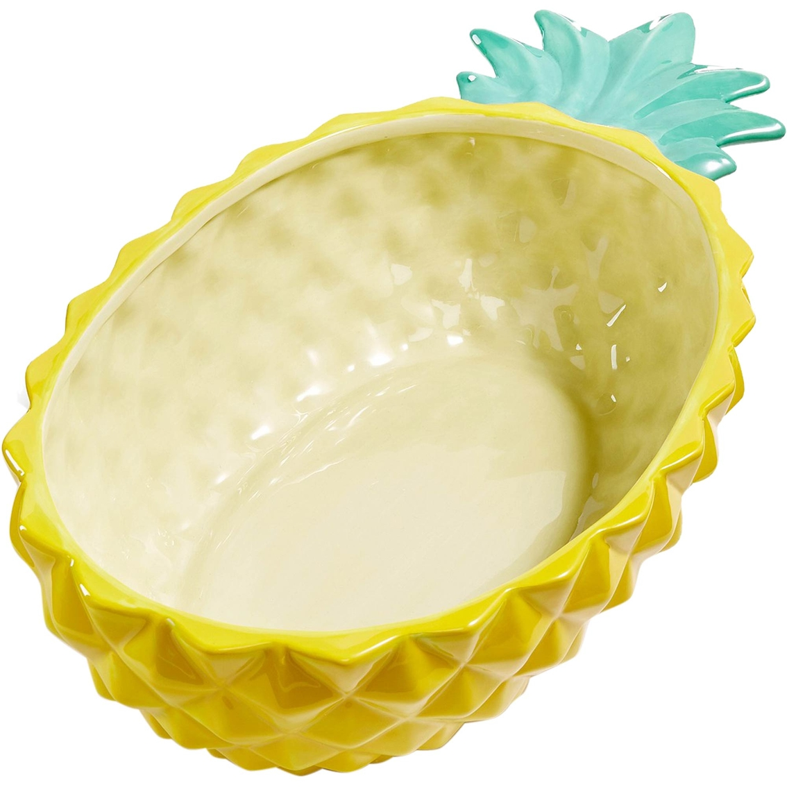 Martha Stewart Collection Pineapple Bowl | Platters & Trays | Home ...